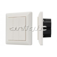 Панель Knob SR-KN0300-IN White (KNX, DIM), Arlight, 023849