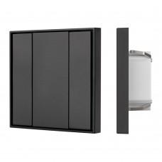 INTELLIGENT ARLIGHT Панель KNX-223-2-BLACK (BUS), Arlight, 028757