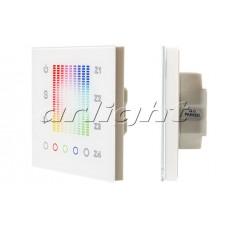 Панель Sens SR-2831-RF-IN (12-24V, RGBW, DMX, 4зон, Arlight, 018620