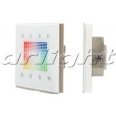 Панель Sens SR-2831S-RF-IN (12-24V,RGBW,DMX,1 зона, Arlight, 018623