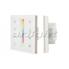 Панель Sens SR-2830C-RF-IN White (12-24V, RGB+CCT,DMX,4зоны, Arlight, 019061