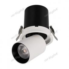 Светодиодный светильник LGD-PULL-R100-10W White6000 (WH, 20 deg), Arlight, 026192