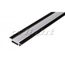 Алюминиевый Профиль MIC-F-2000 ANOD Brown Deep, 2 метра , Arlight, 017655