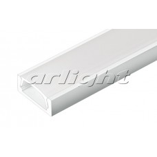 Алюминиевый Профиль MIC-2000 ANOD White, 2 метра , Arlight, 018271