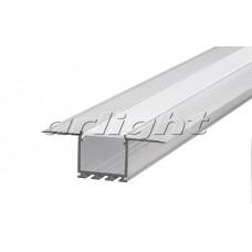 Алюминиевый Профиль PLS-LOCK-H25-F-HIDE-2000, 2 метра , Arlight, 019409