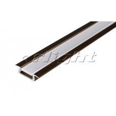 Алюминиевый Профиль MIC-F-2000 ANOD Brown Light, 2 метра , Arlight, 017654