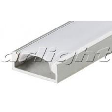 Профиль с экраном ALU-WIDE-H8-2000 ANOD+FROST, 1 комплект , Arlight, 014852