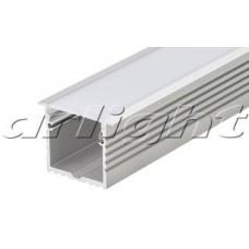 Профиль с экраном ALU-POWER-W35-2000-F ANOD+FROST, 1 комплект , Arlight, 015538
