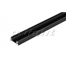 Алюминиевый Профиль TOP-SURFACE-2000 BLACK (K13, P15), 2 метра , Arlight, 021784