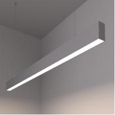 Профильный светодиодный светильник RVE-PLS3567-1490-P (1490x35x67мм 38Вт подвесной)