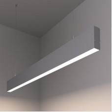 Профильный светодиодный светильник RVE-PLS3590-1490-P (1490x35x90мм 38Вт подвесной)