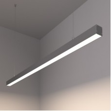 Профильный светодиодный светильник RVE-PLS3535-1490-P (1490x35x35мм 38Вт подвесной)