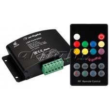 Аудиоконтроллер VT-S16-3x4A (12-24V, ПДУ Карта 18кн, RF), Arlight, 023318