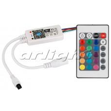 Контроллер LN-WIFI-IR24B-2 (12V, 96W, ПДУ 24кн, RGBW), Arlight, 022404
