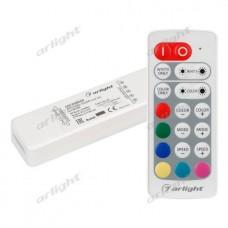 Контроллер ARL-MINI-RGBW-4x2.5A (5-24V, RF ПДУ 20кн), Arlight, 024982