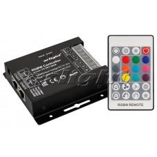 Контроллер VT-S07-4x6A (12-24V, ПДУ 24 кн, RF), Arlight, 021317