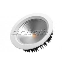 Светодиодный светильник LTD-220WH-FROST-30W Warm White 110deg, Arlight, 021070