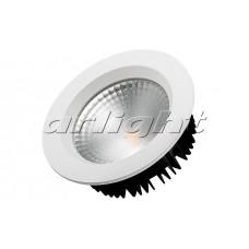 Светодиодный светильник LTD-145WH-FROST-16W Day White 110deg, Arlight, 021494