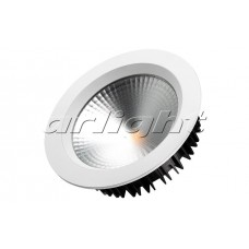 Светодиодный светильник LTD-187WH-FROST-21W White 110deg, Arlight, 021495