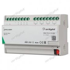 INTELLIGENT ARLIGHT Конвертер KNX-710-0-10-DIN (230V, 4x0/1-10, 4x16A), Arlight, 025680