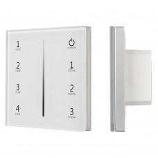 Панель Sens SMART-P29-DIM White (230V, 4 зоны, 2.4G), Arlight, 027103