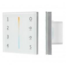 Панель Sens SMART-P38-MIX White (230V, 4 зоны, 2.4G), Arlight, 027118