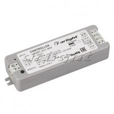 Контроллер SMART-K21-MIX (12-24V, 2x5A), Arlight, 025031