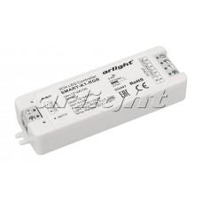 Контроллер SMART-K1-RGB (12-24V, 3x3A), Arlight, 022497