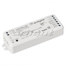 Контроллер SMART-K13-SYNC (12-24V, 4x3A, 2.4G), Arlight, 023821