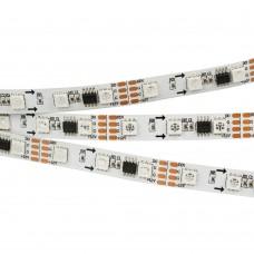 Лента SPI-5000-5060-60 12V Cx3 RGB-Auto (10mm, 13.2W, IP20), бобина 5 метров, Arlight, 021229(1)