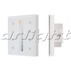 Панель Sens SR-2830B-AC-RF-IN White (220V,MIX+DIM,4зоны), Arlight, 021063