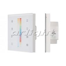 Панель Sens SR-2830C-AC-RF-IN White (220V,RGB+CCT,4зоны), Arlight, 021035