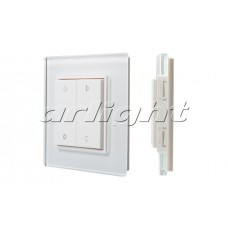 Панель Knob SR-2833RGB-RF-UP White (3V,RGBW,1зона), Arlight, 017740
