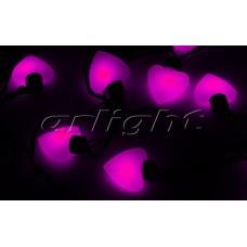 Гирлянда ARL-HEART-5000-20LED Pink (220V, 5W), Arlight, 019839 , 1 штука