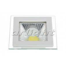 Светодиодная панель CL-S100x100TT 5W Day White, Arlight, 017977