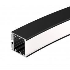 Профиль SL-ARC-3535-D1500-N90 BLACK (1180мм, дуга 1 из 4), Arlight, 026596