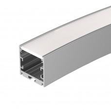 Профиль SL-ARC-3535-D1500-A90 SILVER (1180мм, дуга 1 из 4), Arlight, 025477