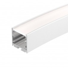 Профиль SL-ARC-3535-D1500-A45 WHITE (590мм, дуга 1 из 8), Arlight, 025523