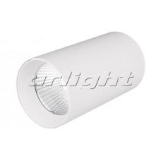 Светильник светодиодный накладной SP-POLO-R85-1-15W Warm White 40deg White, White Ring, Arlight, 022938
