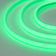 Светодиодная лента RTW-2835-180 24V Green (14.4W/m, High temp), бобина 5 метров, Arlight, 026164