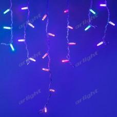 "Светодиодная гирлянда ""Бахрома"" ARD-EDGE-CLASSIC-2400x600-WHITE-88LED-LIVE RGB (230V, 6W), Arlight, 026022"
