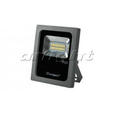 Светодиодный прожектор AR-FLG-FLAT-10W-220V White, Arlight, 022573
