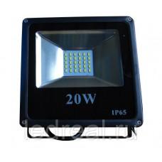 Светодиодный прожектор SMD 20 Вт CW
