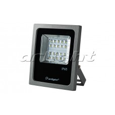 Светодиодный прожектор AR-FLG-FLAT-ARCHITECT-20W-220V White 50x70 deg, Arlight, 022582