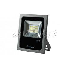 Светодиодный прожектор AR-FLG-FLAT-20W-220V Warm, Arlight, 022581