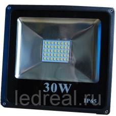 Светодиодный прожектор SMD 30 Вт CW