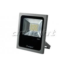 Светодиодный прожектор AR-FLG-FLAT-30W-220V Warm, Arlight, 022579