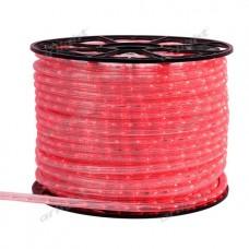 Дюралайт ARD-REG-LIVE Red (220V, 24 LED/m, 100m), бухта 100 метров, Arlight, 025265
