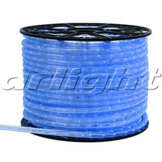 Светодиодный дюралайт ARD-REG-LIVE Blue (220V, 24 LED/m, 100m), Arlight, 025268, бухта 100 метров