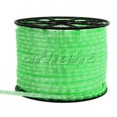 Светодиодный дюралайт ARD-REG-FLASH Green (220V, 36 LED/m, 100m), Arlight, 024638, бухта 100 метров
